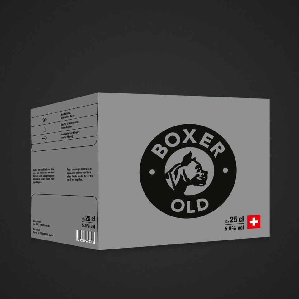 Boxer Old 12x25cl