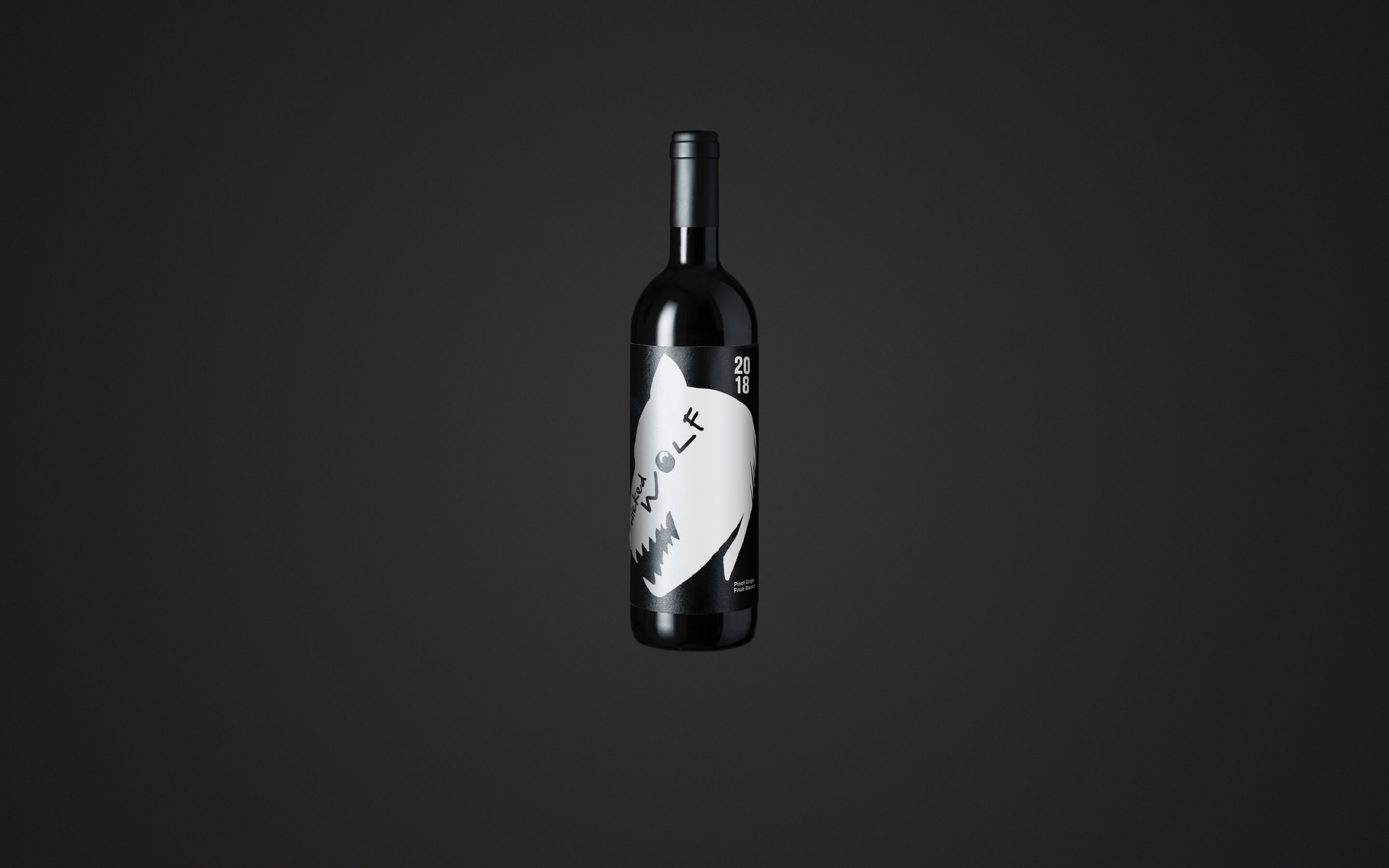 Animal Wine Wicked Wolf