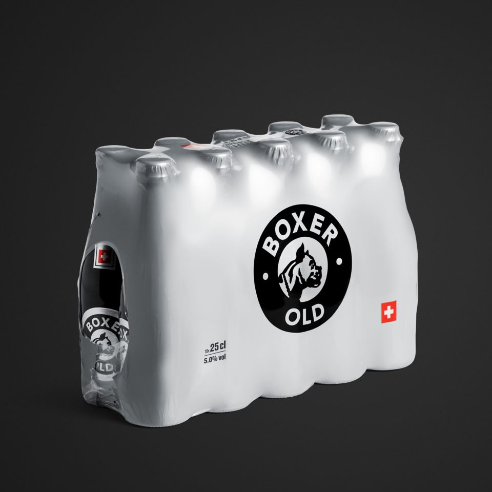 Boxer Old 10x25cl