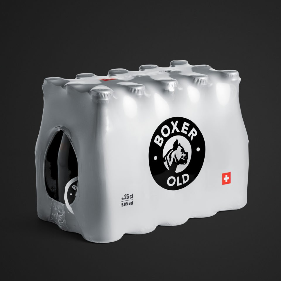 Boxer Old 15x25cl