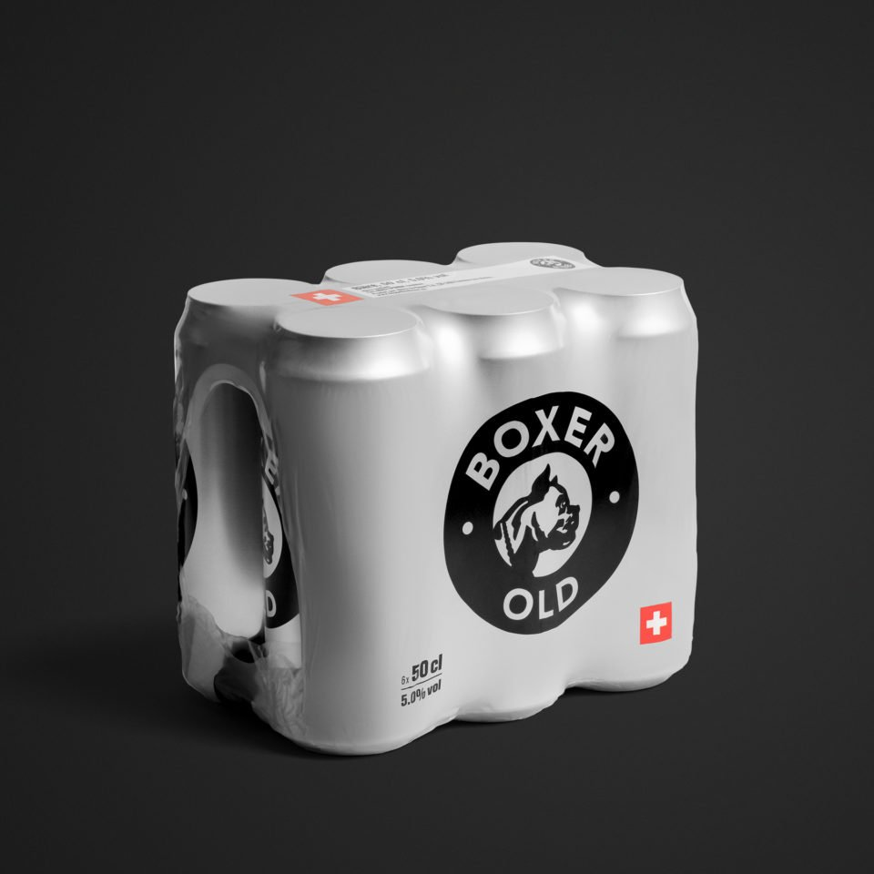 Boxer Old 6x50cl